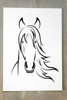 druck pferd kunstdruck print