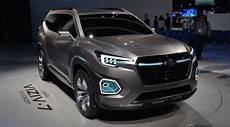 Los Angeles Subaru Viziv 7 Suv Concept Enfin 7 Places
