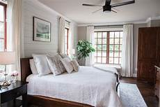 white and grey master bedroom reveal cristin cooper