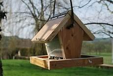 Fabrication Cabane Oiseau