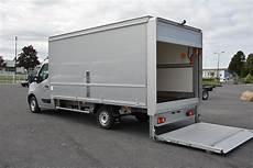 Location Utilitaire Pour Déménagement Camion 30m3 Occasion Route Occasion Renault Master 30m3