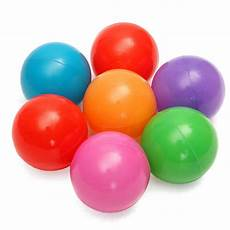 Jual Bola Mainan Warna Warni Bola Mandi Anak Bola Plastik