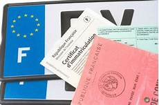 Certificat D Immatriculation Demande De Carte Grise