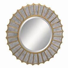 elegant lighting antique wall mirror reviews wayfair