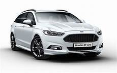 Sporty Ford Mondeo St Line Announced In Europe