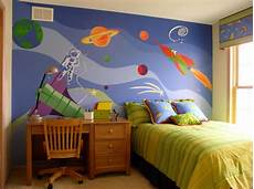 Space Themed Bedroom Ideas by 5 Cool Bedroom Theme Ideas For