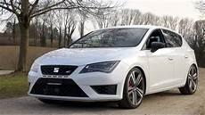 2015 Seat Cupra 355 Hp Test Drive