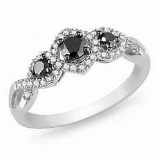 black diamond rings for life n fashion