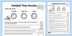 time duration worksheets ks2 2971 football themed differentiated time worksheet activity sheet