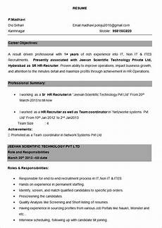 resume template for experienced 38 bpo resume templates pdf doc free premium templates