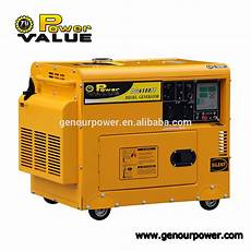 Stromerzeuger Diesel Leise - power value silent portable power mini generator 3kv price