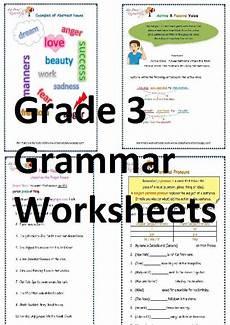 grade 3 grammar worksheets lets share knowledge grammar worksheets worksheets for grade 3