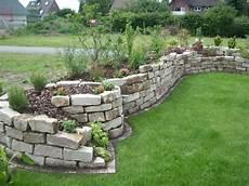 Trockenmauer Als Sichtschutz Suche Garden Diy