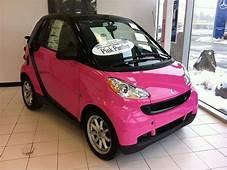 PINK Smart Car  Girly Cute Cars