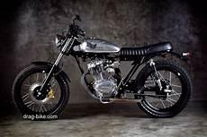 Modifikasi Motor Cb 100 by 50 Foto Gambar Modifikasi Honda Cb 100 Klasik Style