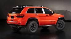 2015 model jeep grand trailhawk