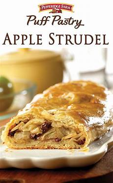 apple strudel recipe strudel recipes apple strudel puff pastry pepperidge farm puff pastry