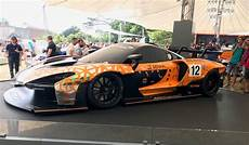 2019 mclaren senna gtr best of goodwood festival of