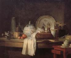The Kitchen Jean Baptiste Simeon Chardin by Housekeeper S Kitchen Table Jean Baptiste Simeon Chardin