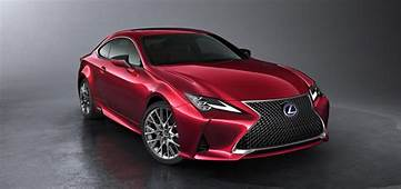 2020 Lexus RC  Top Speed