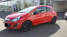 Opel Corsa D Color Edition Pr 233 Sentation Corsa Opel