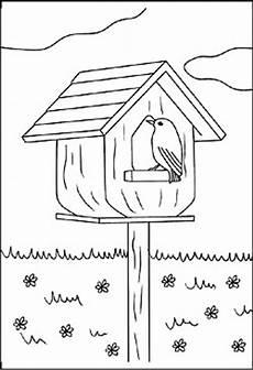Malvorlagen Vogelhaus Gratis Haustieren Malvorlagen Und Ausmalbilder Zum Ausdrucken
