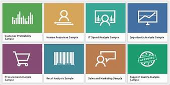 What Sample Data Is Available To Use With Power BI