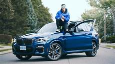 the suv 2018 bmw x3 m40i review