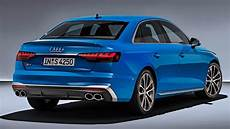 2020 Audi S4 Limousine Introducing