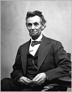 poster print abraham lincoln seated portrait 1865 ebay