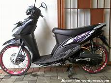 Modifikasi Motor Mio Standar by Modifikasi Motor Mio Sporty Standar Modifikasi Motor