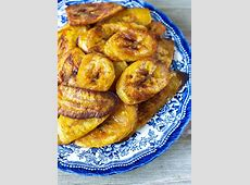 oven baked sweet plantains_image