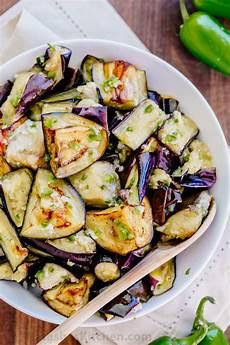 spicy eggplant recipe ogoniok natashaskitchen com