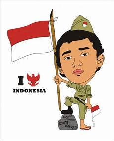 Gambar Animasi Bendera Merah Putih Indonesia Katakan Id