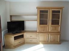 meuble en meuble tv hifi sur mesure en massif style contemporain