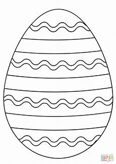 easter egg coloring page free printable coloring pages