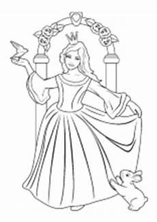Ausmalbilder Prinzessin Pdf Menschen M 228 Rchenfiguren Fantasywesen Feen Elfen
