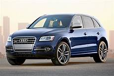 2017 Audi Sq5 Review Ratings Edmunds