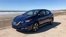 2019 nissan leaf review 2019 nissan leaf plus road test review with specs autoblog