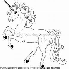 Malvorlagen Unicorn Theme Free Coloring Pages Unicorn Coloring Pages Unicorn