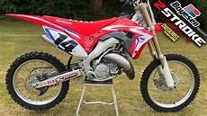 two stroke tuesday 2019 honda cr125r works edition