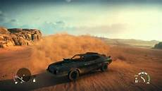 mad max ps4 mad max ps4 the interceptor gameplay