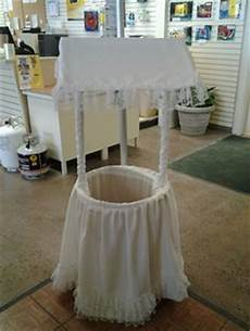 how to make your own beautiful wishing well basket for a