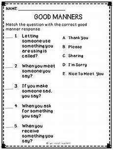 good manners by two texas teachers teachers pay teachers