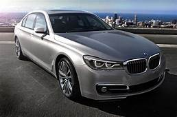 BMW Cars  News 2016 7 Series Realistically Imagined