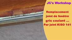 changer joint fenetre vitrage bois changement vieux joint de fen 234 tre coulant gris contre kiso
