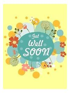 soon card templates free printable get well soon cards create and print free