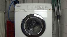 Miele Novotronic W 315 Washing Machine Washer Test