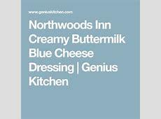northwoods inn creamy buttermilk blue cheese dressing_image