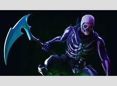 Skull Trooper Fortnite Battle Royale 4K #26625